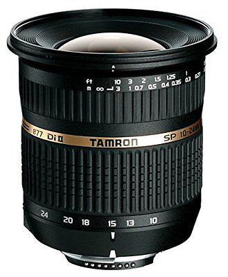 Tamron Ultra-Wide-Angle Zoom Lens Sp Af10-24Mm F3.5-4.5 Diii For Canon Japan