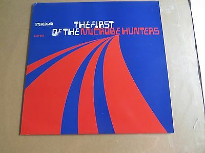 STEREOLAB - The First Of The Microbe Hunters - Double LP Album - 2000