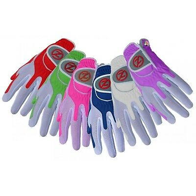 New Zero Friction Universal Fit One Size Fits All Womens Golf Glove Choose