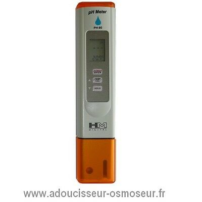 Testeur de PH -PH metre osmoseur -culture hydroponique- spa-aquarium ph metre