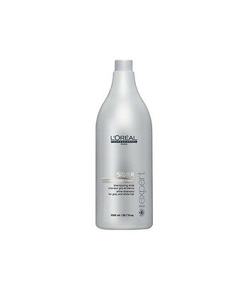 SILVER SHAMPOOING L'OREAL PROFESSIONNEL 1500ml Cheveux gris