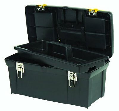 "Stanley 24"" Stanley Series 2000 Toolbox w/ Tray"