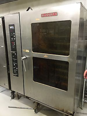 Blodgett Combi Roll In Gas Combi Oven And Steamer