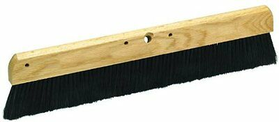 MARSHALLTOWN The Premier Line 830 24-Inch Wood Backed Concrete Broom