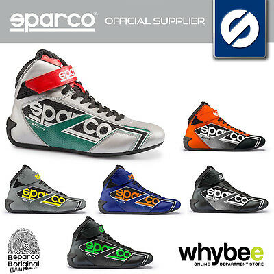 SALE! 001238 SPARCO 2016 SHADOW KB7 KB-7 KARTING KART BOOTS SHOES in 6 COLOURS!