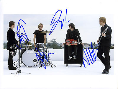 REPRINT - FOO FIGHTERS 1 autograph autographed signed photo