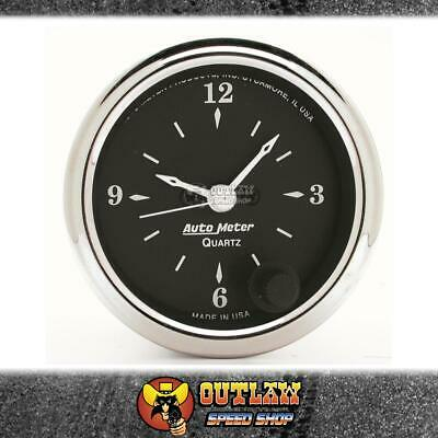 "Autometer Clock In Dash 2.1/16"" - Au1785"