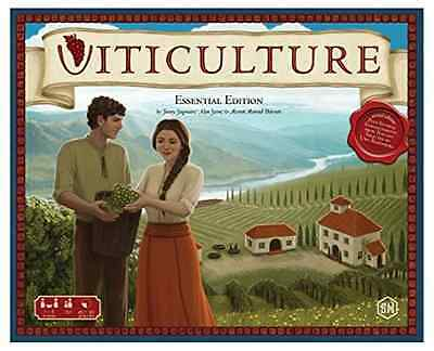 Viticulture Essential Edition Board Game Important Original Tuscany Expansion