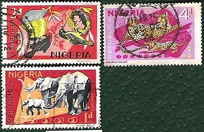 Postage Stamps  Nigeria