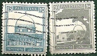 Postage Stamps  Palestine