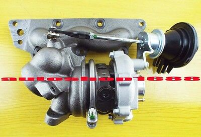 Turbolader GT12 T27238 Smart Brabus Roadster 0.7L M160-1 82PS 60kw Turbocharger