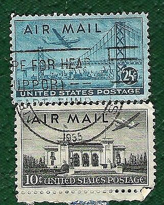Postage Stamps  United States of America 1947 - Airmail
