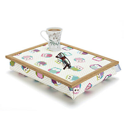 Wise Owl Cushioned Lap Tray