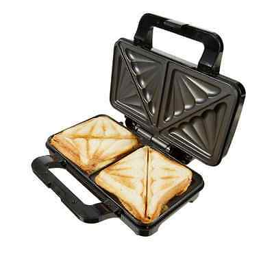 Extra Large Sandwich Maker Deep Toasties Non Stick Plates Press Toaster Machine