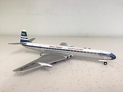 DH 106 COMET 4 KUWAIT AIRWAYS 9K-ACE a metal model in 1/200 from Sky Classics