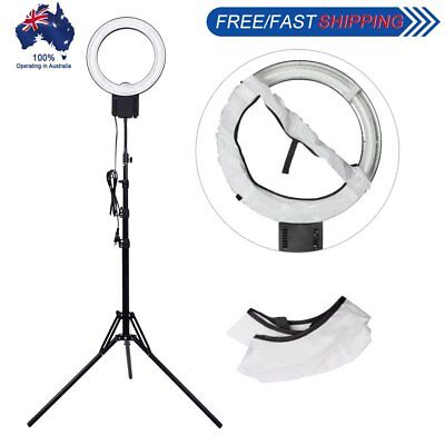 [AU] Studio 40W 5400K Daylight Ring Light + Diffuser Sock + 185cm Reverse Stand