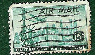 Postage Stamps  United States Of America - Air Mail