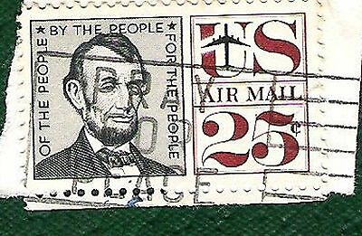 Postage Stamps United States Of America - Airmail - MORE DETAILS IN DESCRIPTION