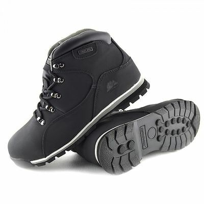 Mens Groundwork Ultra Lightweight Safety Steel Toe Cap Work Boots Trainers Size