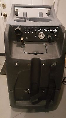 Hydro Force Nautilus: 12 gal 500psi  3-Stage Extractor, MX3-500