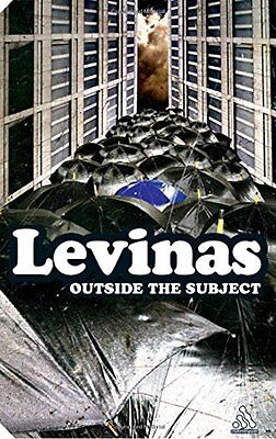Outside the Subject (Continuum Impacts),PB,Levinas, Emmanuel - NEW