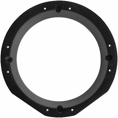 "Rockford Fosgate PMSA65 6.5"" Speaker Adapter Rings for 1998-2013 Harley Davidson"