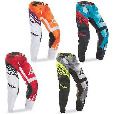 Fly Racing Kinetic Crux Crooks Pants Trousers Motocross MX Off Road Moto Dirt