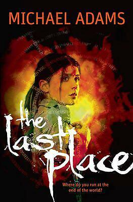 The Last Place by Michael Adams Paperback Book Free Shipping!