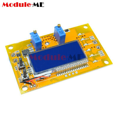 5A USB LCD Digital DC-DC Adjustable Step-down Power Supply Module 1.25-32V MO