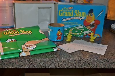 The San Diego Chicken Grand Slam Baseball Game Vintage 1980 RARE 100% Complete