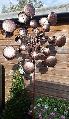 Wind Sculpture by Jonart - GALAXY in Burnished Gold. Free Delivery.