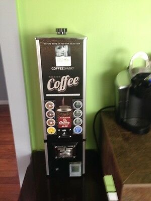 Coffeesmart machines