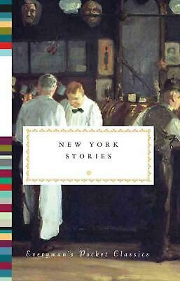 New York Stories by Diana Secker Tesdell (English) Hardcover Book Free Shipping!