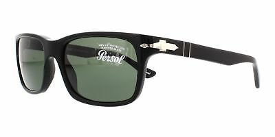 c17343d9c7 PERSOL SUNGLASSES PO3048S 95 31 Black 55MM -  133.00