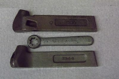 Williams Right and left tool holder with wrench