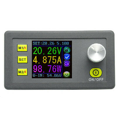 NEW DP50V5A Digital LCD Programme Step-down Regulated Power Supply Module