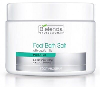 Bielenda Professional Foot Bath Salt With Goat's Milk 600g