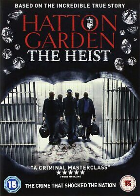 Hatton Garden - The Heist (DVD)