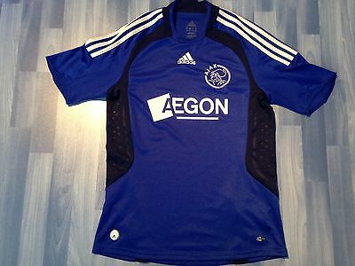 Small Adults Ajax Football Shirt Season 2008-2009 Away
