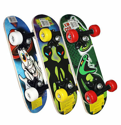 Childrens Kids Junior Mini Satchel Skateboard  Outdoor Beginners Skate