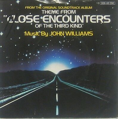 John Williams theme from close encounters of the third kind