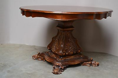 Antique Italian Baroque Dining or Foyer Display Table