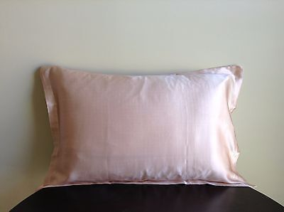 100% pure mulberry Silk anti-age pillowcases For Hair & Facial Beauty