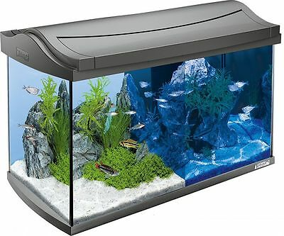 Tetra AquaArt LED Aquarium-Komplett-Set, 60 L, anthrazit