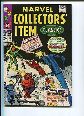 Marvel Collectors Items Classics #14  9.2  Nm-  Original Owner!  Nice Pages!