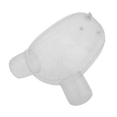 Blow Up Mannequins Kids Hip for Store Diaper Display Photograph Accs Clear M