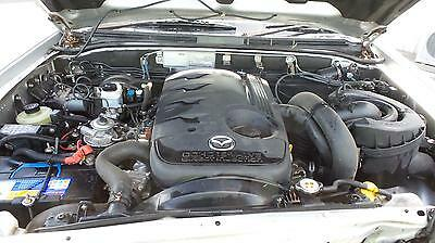 Mazda Bt50 Trans/gearbox Man, 4Wd, Diesel, 3.0, We, 11/06-09/11 06 07 08 09 10 1