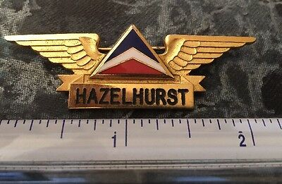 Vintage Rare Delta Airlines Pilot Or Stewardess Wings
