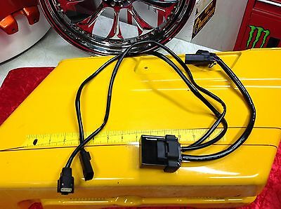 Harley Tour Pack Pak Tail Light Turn Signal Wire Wiring Harness Module-Firmware