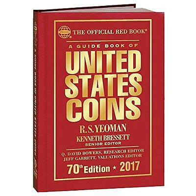 FREE 2 DAY SHIPPING: A Guide Book of United States Coins 2017: The Official Red